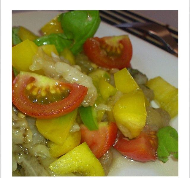 Raheb salat, libanesisk salat
